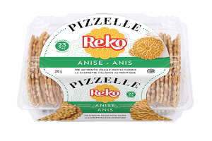 Pizzelle Anise