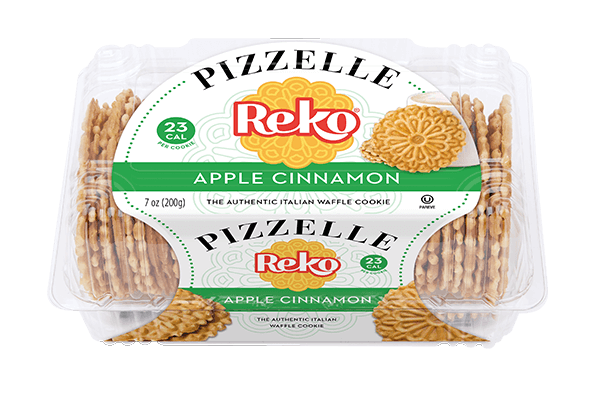 Pizzelle Apple Cinnamon