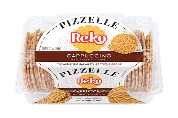 Pizzelle Cappuccino