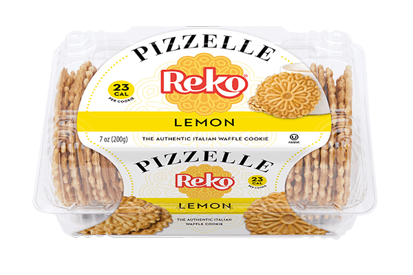 Pizzelle Lemon
