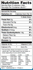 Mediterranean Sea Salt Nutrition Facts US